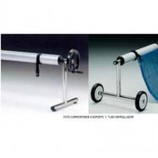 Enrollador movil (ruedas) 100mm
