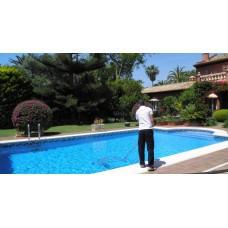 Mantenimiento de piscina privada
